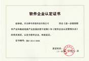 软件企业证